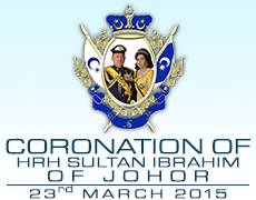 Coronation of HRH Sultan Ibrahim of Johor Official Website